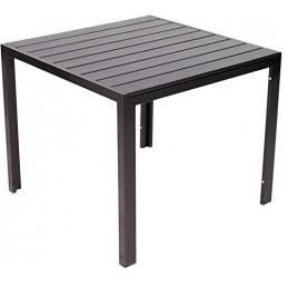 Aluminiowy stół ogrodowy z...