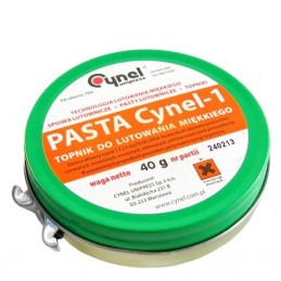 Pasta Cynel-1 40g Topnik
