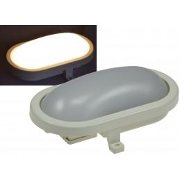 Lampa ścienna owalna LED...