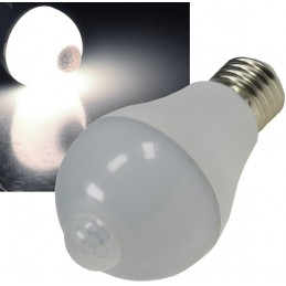 Żarówka LED z czujnikiem...